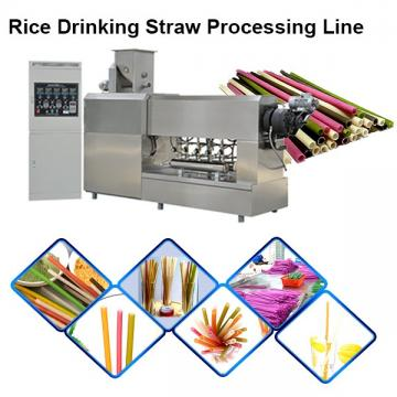 Fully Automatic Biodegradable Paper Drinking Straws Making Machine