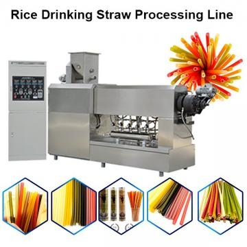 Biodegradable Eco-Friendly Green Black Paper Drinking Straws Making Machine