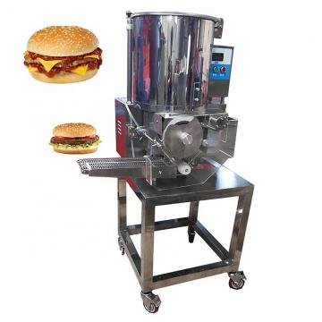High Efficiency Commercial Automatic Manual Hamburger Burger Patty Making Forming Machine/ Hamburger Forming Machine/Egg Hamburger Machine