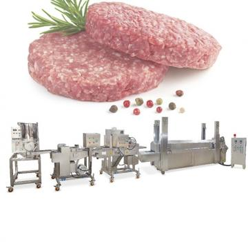 Hamburger Patty Forming Machine for Food Industry