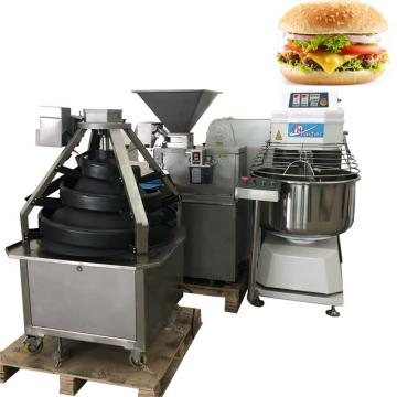 Industrial Automatic Bread Food Hamburger Making Machine Manufacturer