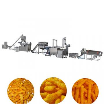 Automatic Turnkey Cheetos Kurkure Food Production Line