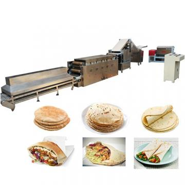 Multi-Function Pancake Baking Machine/Automatic Chapati Roti Pancake Tortilla Making Machine