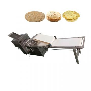 High Output Dried Crispy Crackers Chapati Pita Bread Packaging Machine