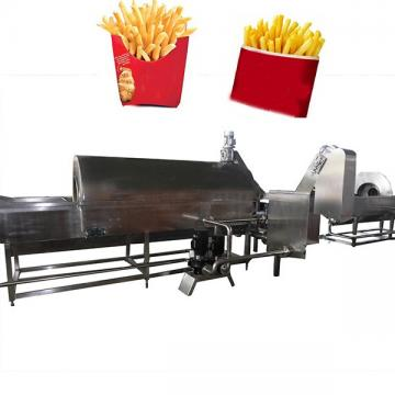 Automatic French Fries Cutter Sweet Potato Chips Cutting Machine Price