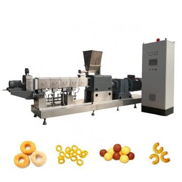 Puffed Corn Rice Snack Food Extruder
