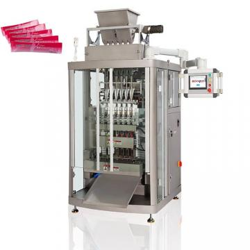 Multi Lanes Protein Powder Stick Pack Packaging Machine