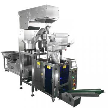 Pillow Type Ginger Nut/ Macaroon/Bagel Chips/Croustade Packaging Machine
