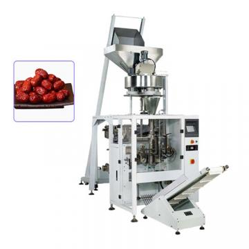 Dates Bread Rice Cake Biscuits Chocolate Automatic Packing Machine Horizontal Rotary Servo Motor Control Flow Pillow Packaging Machinery