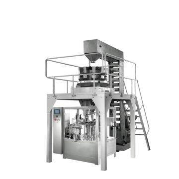 Automatic Rotary Pouch Packing Machine for Candy Dates Nuts Dry Fuits