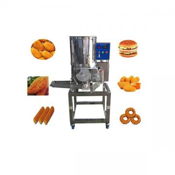 Square Hamburger Burger Patty Maker Mold Machine for Sale
